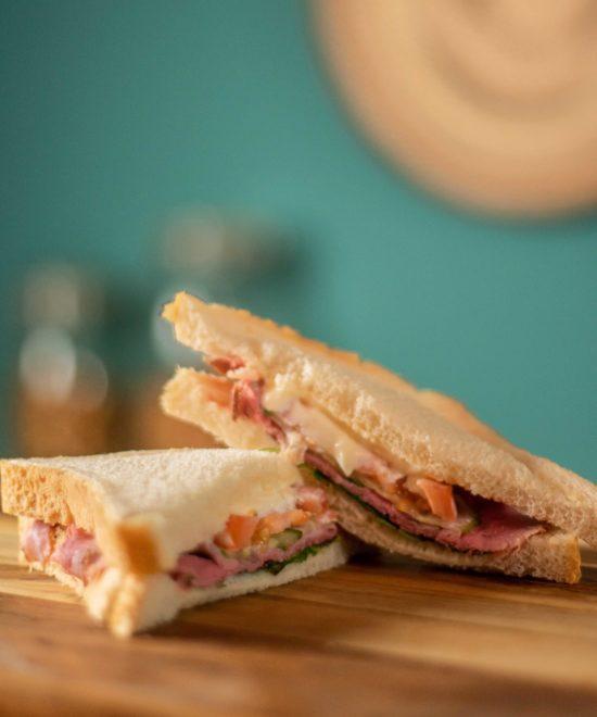 sandwich rosbief
