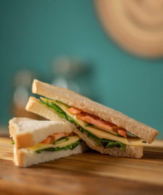 kaas sandwich